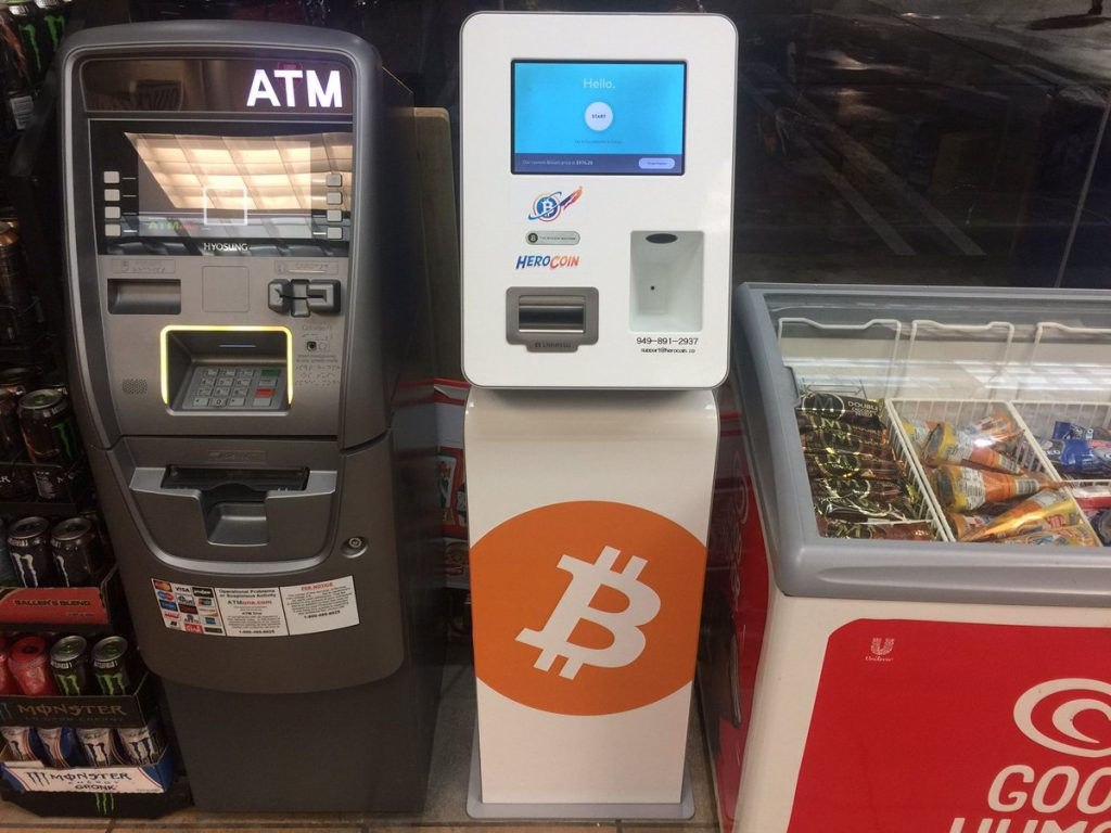 Herocoin Bitcoin ATM